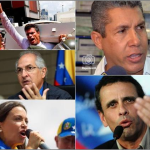 EDUARDO SEMTEI, Carta pública a López, Capriles, Falcón, Ledezma y Machado