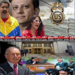 EEUU, hijo de Cilia Flores, es buscado por narcotráfico