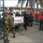Saqueos en el Mercado Mayorista en Aragua 3