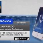 Tres muertos y 25 heridos deja ataque con granadas en Guanare