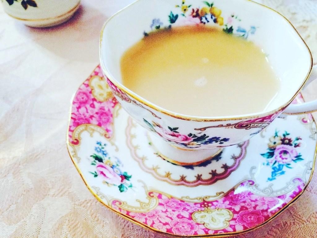 tea time blogger