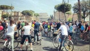 """Dopo sei anni a Roma è ancora Bicifestazione: """"C'è bullismo stradale che tutti ignorano"""""""