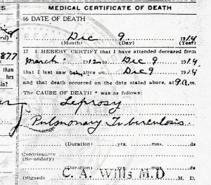 theodoro death cert medical section