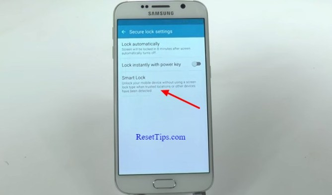 hard reset Galaxy S6 - hidden feature-21
