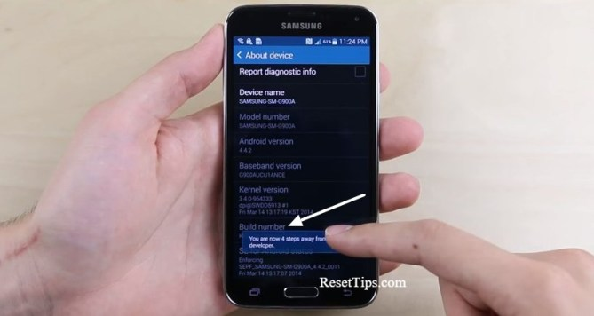 factory reset galaxy s5-speed up galaxy s5-Tips-2