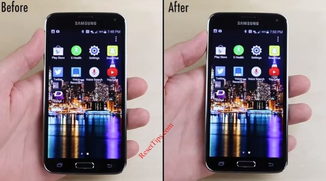 factory reset galaxy s5-speed up galaxy s5-ResetTips.com