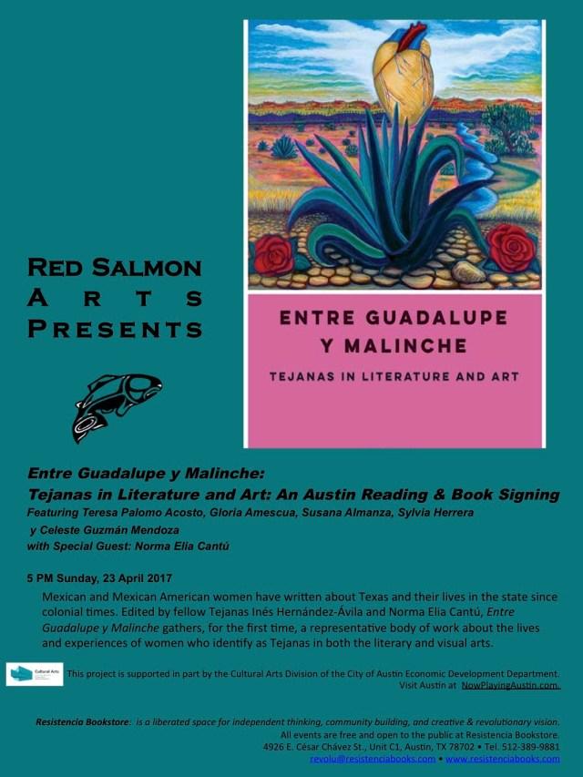 Flyer Entre Guadalupe Flyer
