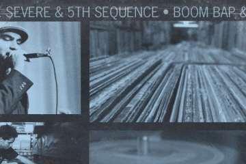 Serge Severe & 5th Sequence - Boom Bap & Bars Vol. 1