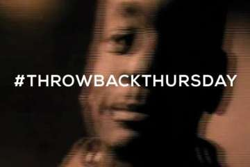 ThrowbackThursday