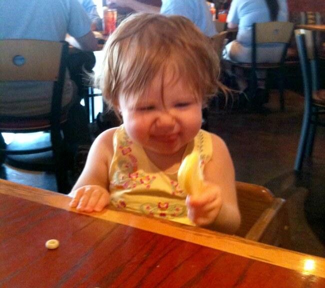 eating lemons