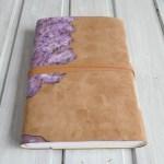 jurnal handmade piele - tree2