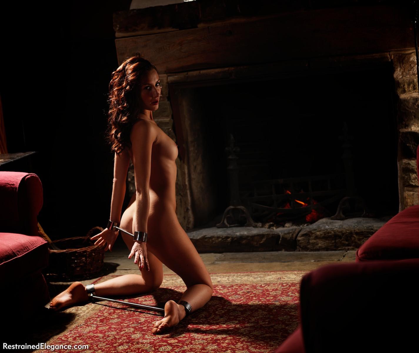 female bondage photography