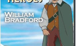 William Bradford The First Thanksgiving - desene animate