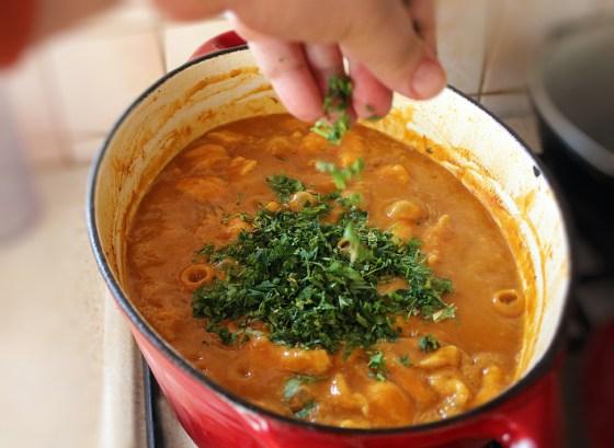 papricas de pui cu smantana, preparare 5