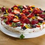 Prăjitură Pavlova