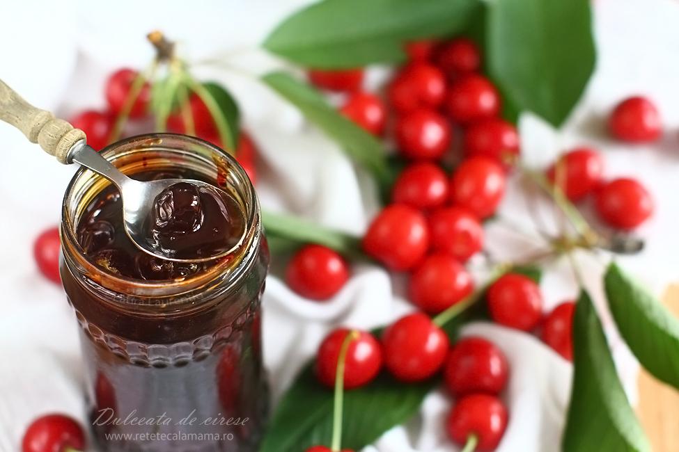 dulceata de cirese-1