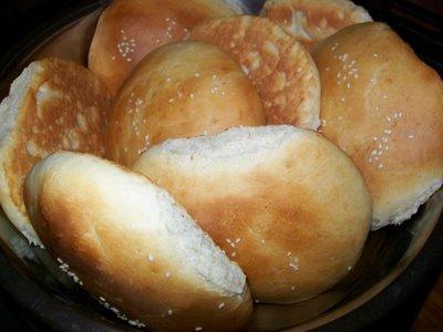 Chifle pentru pljeskavica, hamburger sau sandviciuri