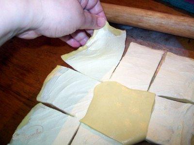 Preparare Aluat foietaj - Placinta cu branza si urda 4