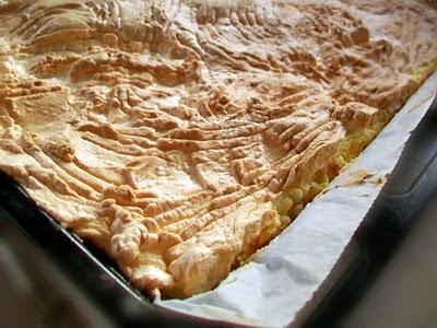 Preparare Prajitura cu branza dulce si stafide 9