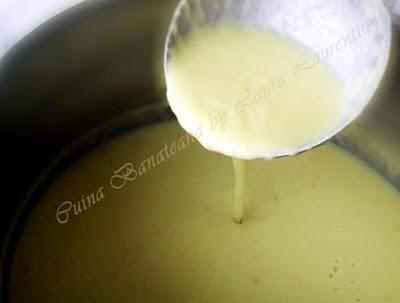 Preparare Supa-crema de praz 5