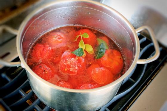preparare supa de rosii