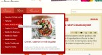 print screen retetecalamama.ro ghid utilizare blog