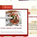 Ghid de utilizare a blogului www.retetecalamama.ro