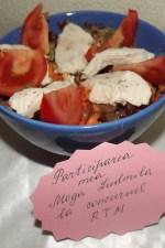 Salata cu piept de pui by Ludmila