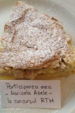 Placinta cu crema de vanilie si pere by Marinela Abele