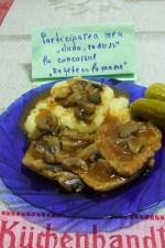 Escalop de porc cu ciuperci by dana_radu23