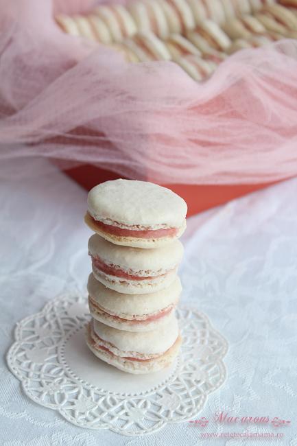 macarons, reteta de macarons cu imagini