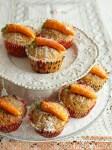 briose cu morcovi, reteta cupcackes cu morcovi si crema de branza