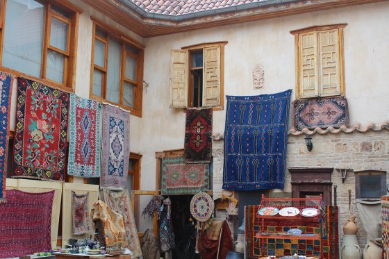 antalya curte in orasul vechi