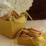 Macarons cu bezea Italiana
