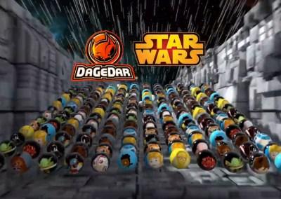 STAR WARS: DAGADAR: CLONES
