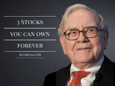 3 Stocks You Can Own Forever
