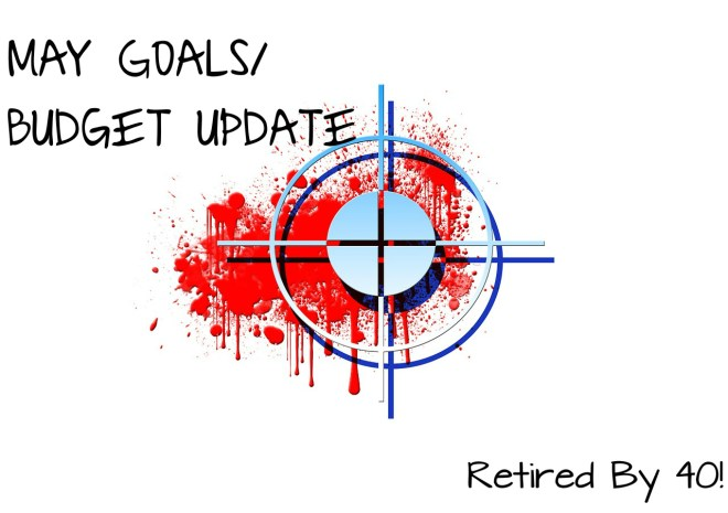 May Goals/Budget Update