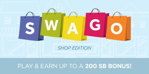 It's Time for Swagbucks Swago!