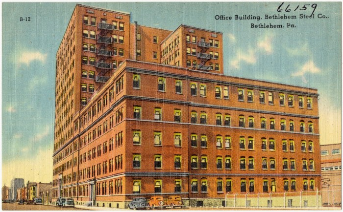 bethlehem steel hq