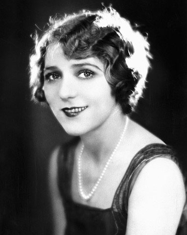 Portrait of Mary Pickford