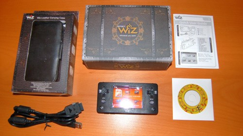 GamePark GP2X Wiz Review