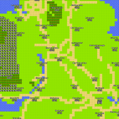 Google Maps in 8-Bit – April Fools Joke