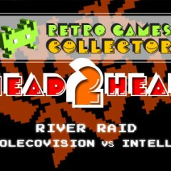 Head 2 Head: River Raid – 2600 vs ColecoVision vs Intellivision