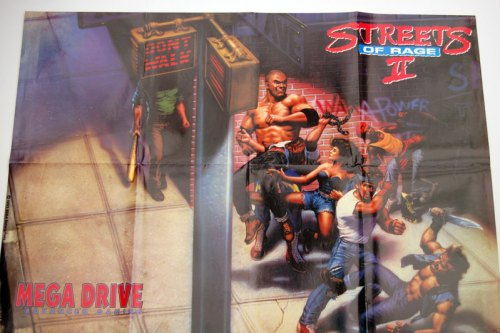 Streets of Rage II poster