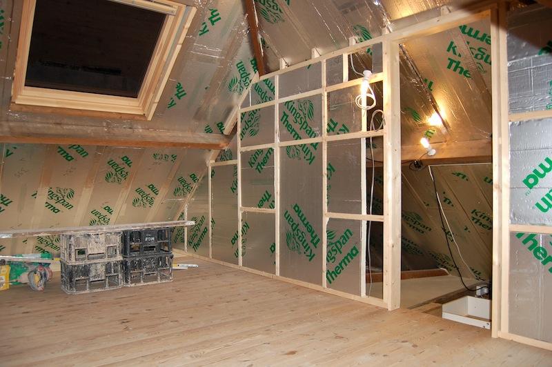 Man Cave Attic : Amazing attic redesigns that reinterpret the top floor u flavorwire