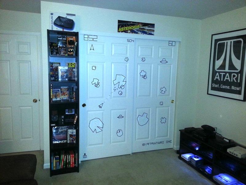 Asteroids Closet