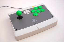 The Dreamcast Arcade Stick is the choice of many MAME projects.