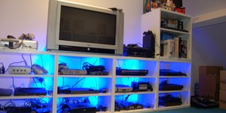 Constructing a Man-Cave from scratch (Retro Games Room build) – Part 3