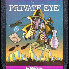 Weird and Rare – Private Eye – Atari 2600
