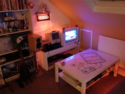 Gamesroom 1